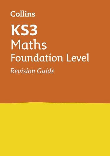 KS3 Maths (Standard) Revision Guide By Collins KS3