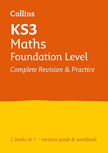 KS3 Maths (Standard) All-in-One Revision and Practice (Collins KS3 Revision) By Collins KS3