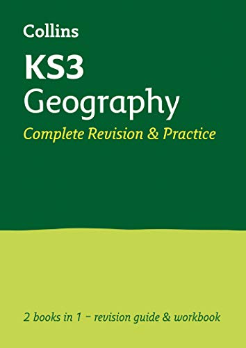 KS3 Geography All-in-One Revision and Practice (Collins KS3 Revision) By Collins KS3
