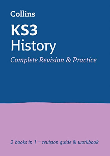 KS3 History All-in-One Complete Revision and Practice By Collins KS3