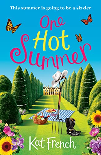 One Hot Summer: A Sparky, Sexy Summer Read by Kat French