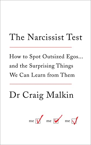 The Narcissist Test By Dr Craig Malkin
