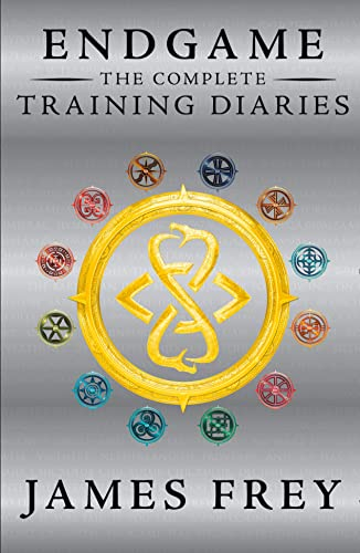The Complete Training Diaries (Origins, Descendant, Existence) by James Frey
