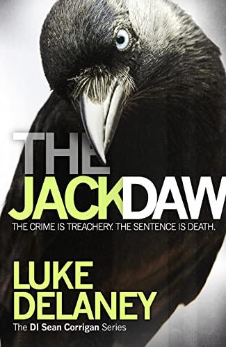 The Jackdaw (DI Sean Corrigan, Book 4) By Luke Delaney
