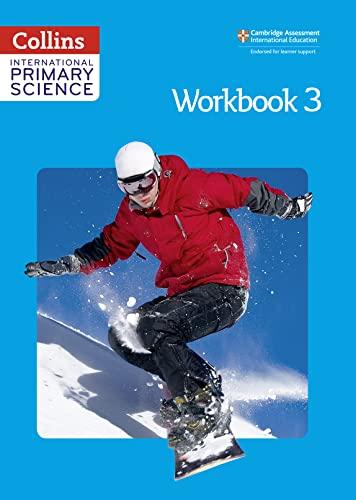 International Primary Science Workbook 3 By Fiona MacGregor