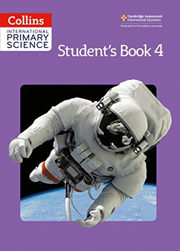 International Primary Science Student's Book 4 By Karen Morrison
