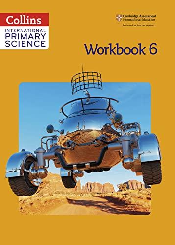 International Primary Science Workbook 6 By Helen Harden