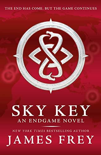 Sky Key By James Frey
