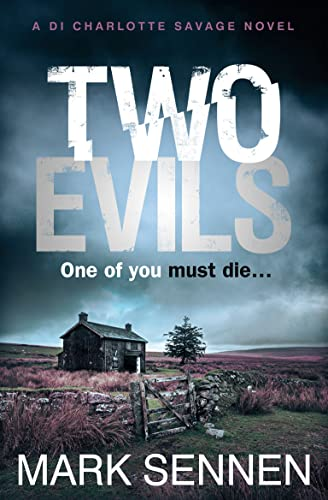 Two Evils: A Gripping New Psychological Thriller. by Mark Sennen