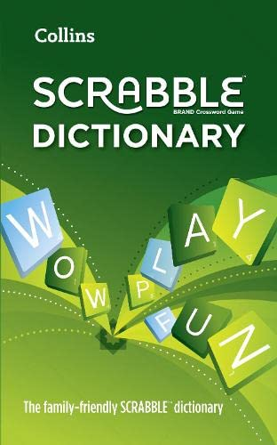 Collins Scrabble Dictionary Collins Scrabble Dictionary: The family-friendly Scrabble dictionary By Collins Dictionaries