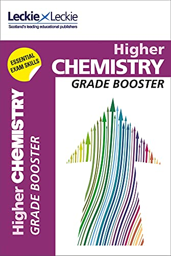 Higher Chemistry Grade Booster for SQA Exam Revision By Tom Speirs