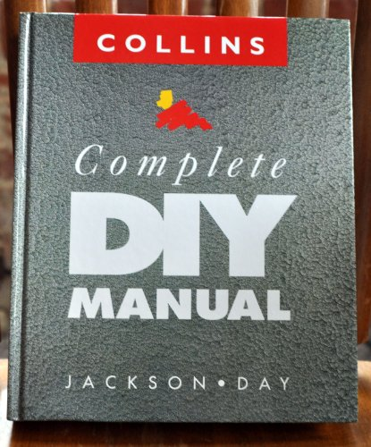 Collins Complete Diy Manual By Albert Jackson and David Day