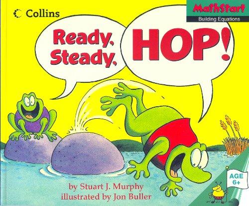 Ready Steady , hop! By Stuart J Murphy