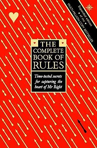 (The Complete Book of Rules: Time Tested Secrets for Capturing the Heart of Mr.Right) By Ellen Fein (Author) Paperback on (Oct , 2000) By Ellen Fein