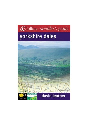 Yorkshire Dales - Ramblers Guide by David Leather By David Leather