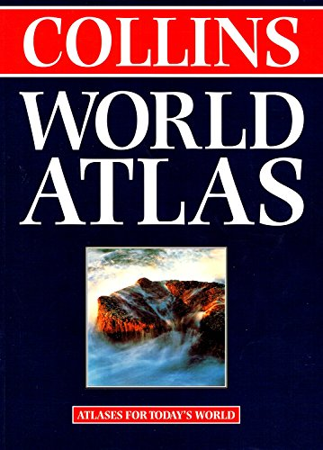 COLLINS WORLD ATLAS By No Author