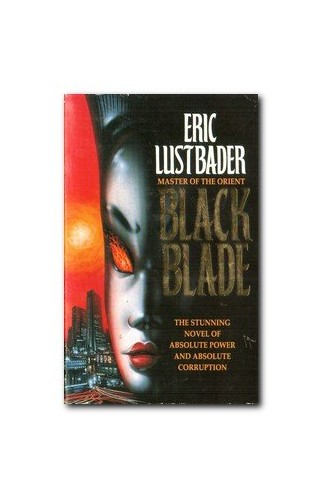 Black Blade By Eric Lustbader