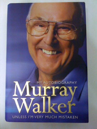 My autobiography By Murray Walker