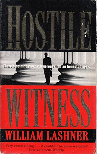 Xhostile Witness Tony Fisher By Lashner  William