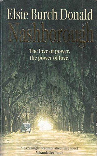 Xnashborough By Burch Donald  Elsie
