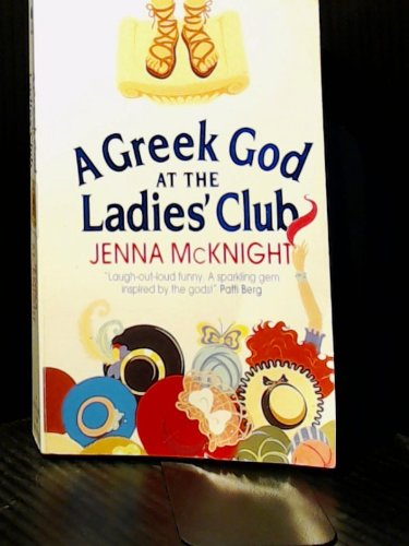 Xgreek God at the Ladies Club By Jenna McKnight