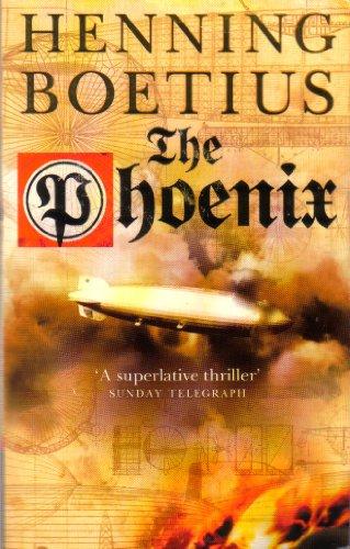 The Phoenix By Henning Boetius