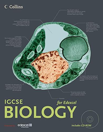International GCSE - IGCSE Biology for Edexcel By Jackie Clegg