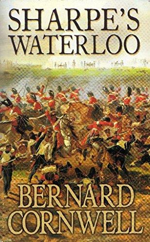 Sharpe's Waterloo By Bernard Cornwell