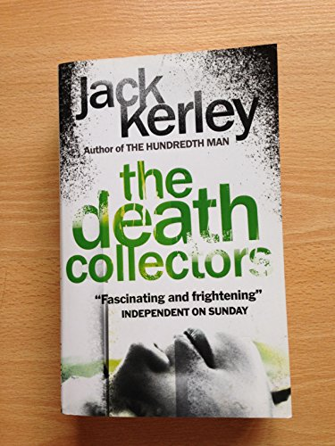 The Death Collector By Jack Kerley