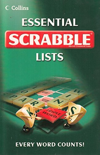 Essential Scrabble Lists