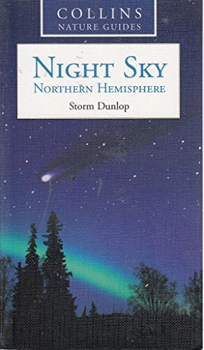 NIGHT SKY Northern Hemisphere By Storm Dunlop