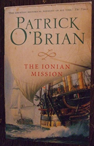 Ionian Mission By Patrick O'Brian