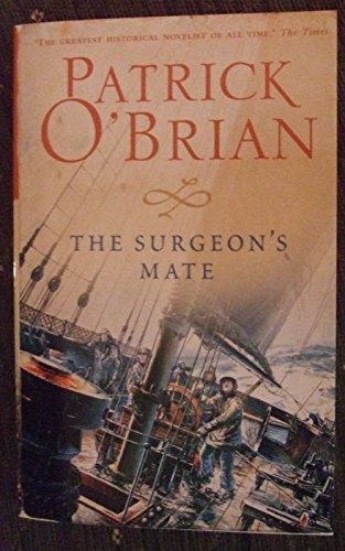 Surgeon S Mate By O Brian Patrick