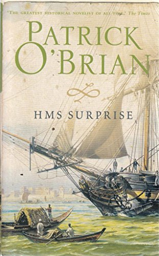 HMS Surprise By O Brian Patrick