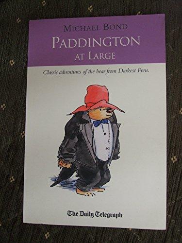 Paddington at Large By Michael. Bond
