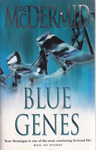 BLUE GENES. By Val. McDermid
