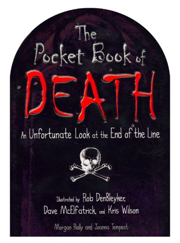 The Pocket Book of Death By Joanna Tempest