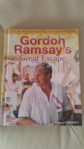 Gordon Ramsay's Great Escape By Ramsay  Gordon