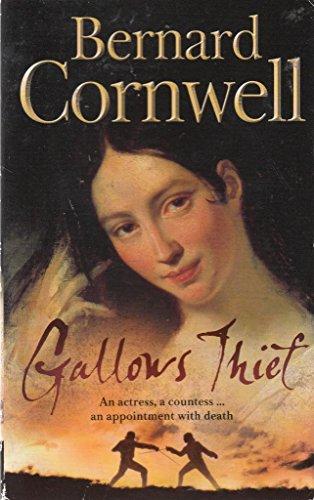 Gallows Thief By Cornwell  Bernard