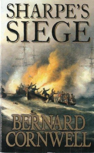 Xsharpes Siege Asda By Cornwell  Bernard
