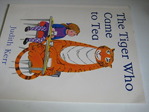 Xtiger Who Came to Tea Bk CD By Judith Kerr  Illustr
