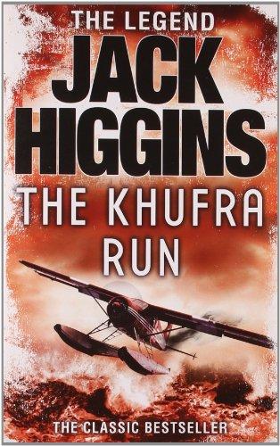 The Khufra Run By Jack Higgins