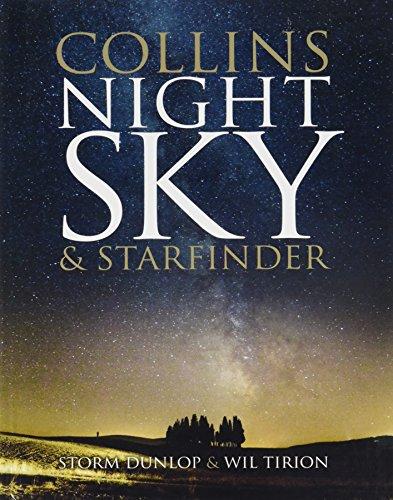 Collins Night Sky & Starfinder By Will Tirion