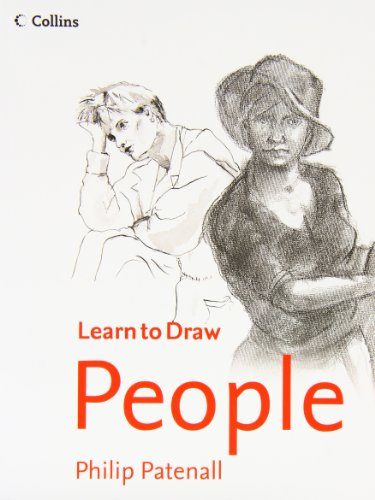 Collins Learn to Draw People By Philip Patenall