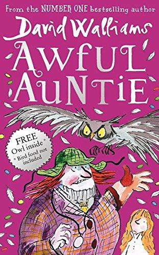 Awful Auntie Tbp By David Walliams