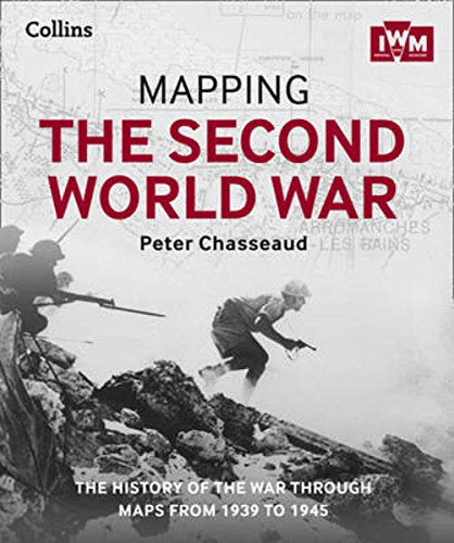 Xmapping World War II Tbp By Not Known