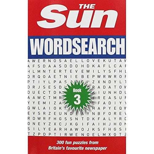 HarperCollins Publishing The Sun Wordsearch - Book 3