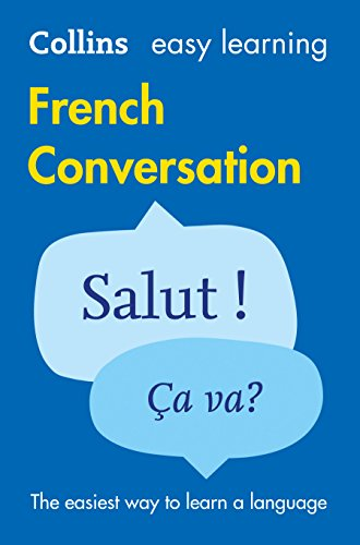 Easy Learning French Conversation von Collins Dictionaries