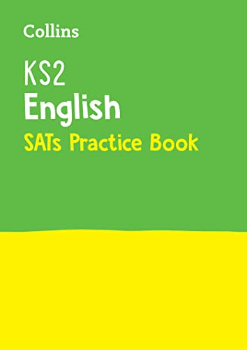 KS2 English SATs Practice Workbook By Collins KS2