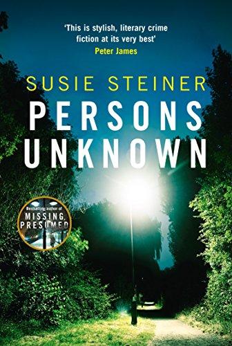 Persons Unknown (A Manon Bradshaw Thriller) by Susie Steiner